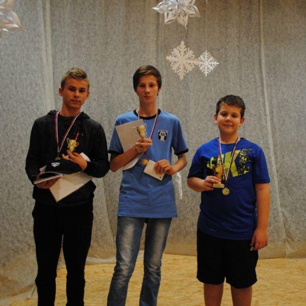 Vianočný turnaj 2015