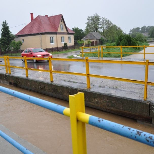Povodne 1.6.2010