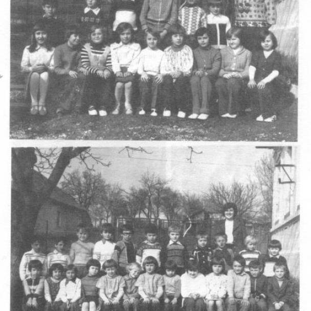 Základná škola v minulosti