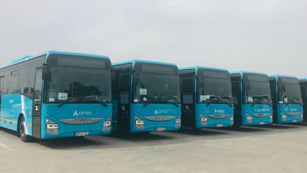 ARRIVA NITRA, a.s. - cestovanie od 1.6.2020